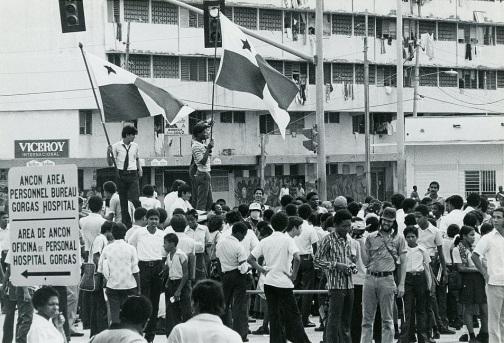 protesta en 1964