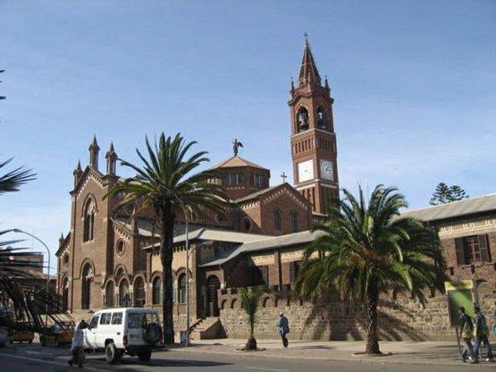 catedral asmara