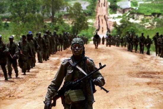 separatistas del frente liberacion del enclave de cabinda