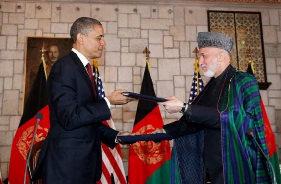 Karzai-Obama